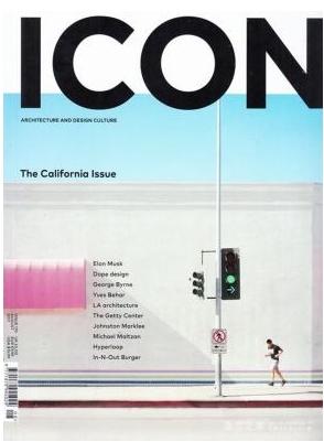Icon符号建筑设计杂志