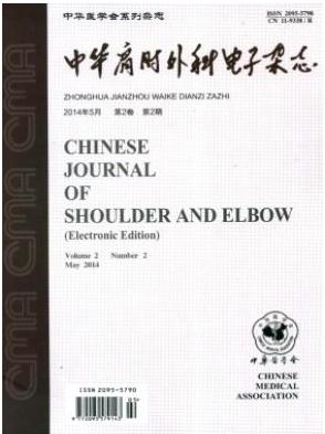 中华肩肘外科电子外科期刊征稿