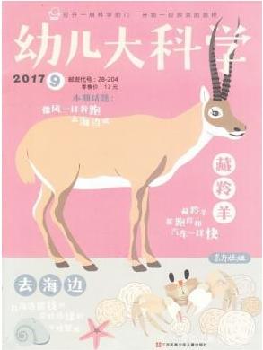 东方娃娃幼儿教育杂志