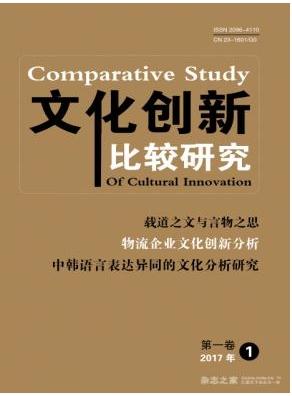 文化创新比较研究黑龙江省学术期刊