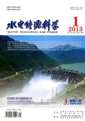 《水电能源科学》科技期刊投稿