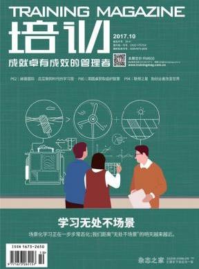 培训企业人力资源杂志