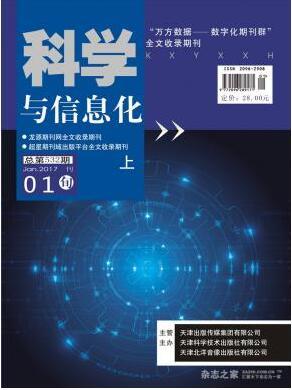 科学与信息化杂志2018年论文投稿须知
