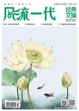 风流一代青年文学杂志