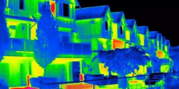 住宅建筑外墙缺陷红外成像法检测的应用研究