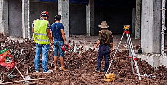 建筑工程的施工技术与现场管理探讨