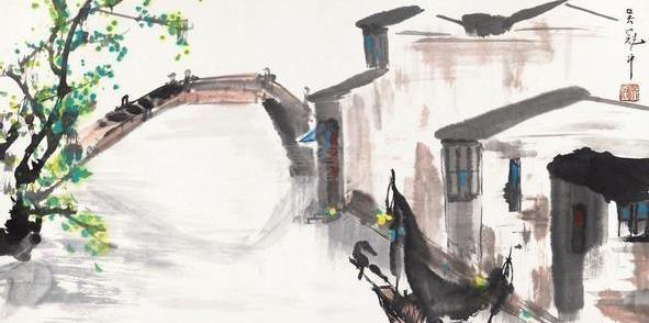 传统笔墨艺术在当代绘画中的创新研究