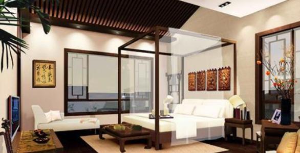 古代室内设计新中式室内风格综述