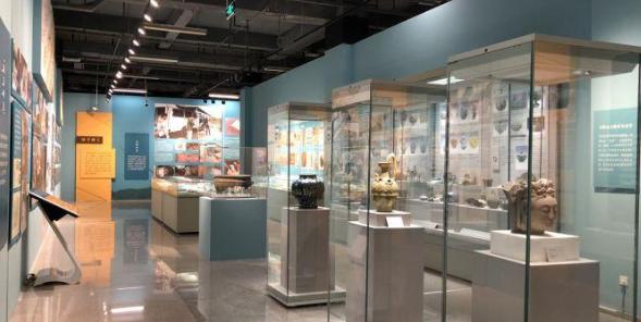 博物馆文物陈列与文物保护意识研究