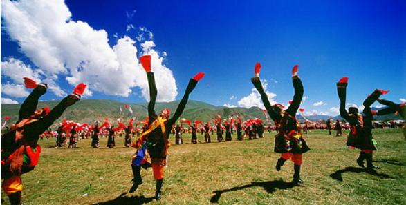 地域文化下民间舞蹈艺术传承发展策略