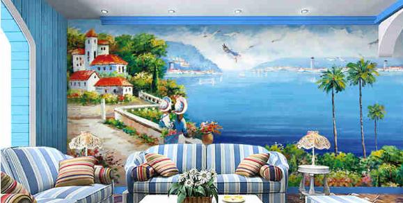 室内装潢设计与手绘艺术的融合探析