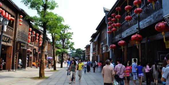 福州市仓山区历史文化街区文旅融合策略研究