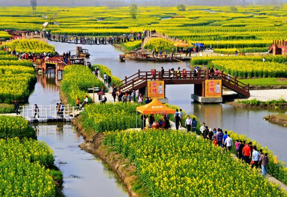 乡村特色文化旅游