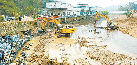 论中小河流治理与提高防洪能力的措施