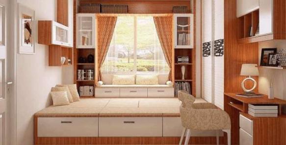 私人定制榻榻米在中国室内设计中的应用研究