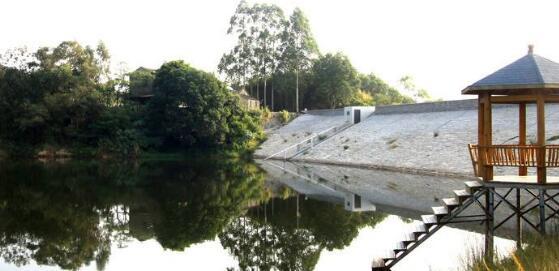生态型水库景观