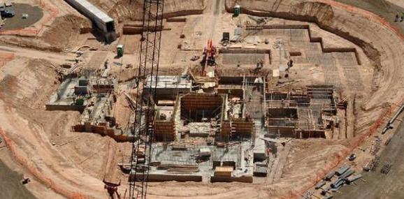 GIS支持下岩土工程勘察设计一体化分析