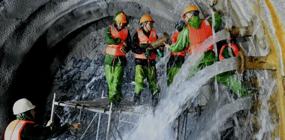浅谈如何搞好复杂地质矿井掘进技术管理