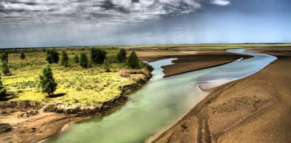 干流水资源开发和利用探讨