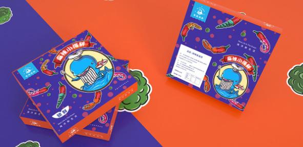 跨界联名趋势下食品包装设计的互动性