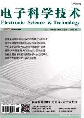 电子科学技术杂志论文发表时间要求