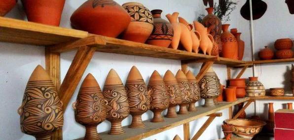 彩陶艺术对文创产品设计的影响研究——以临夏彩陶为例