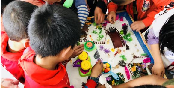 沙盘游戏在小学数学教育中的运用与思考