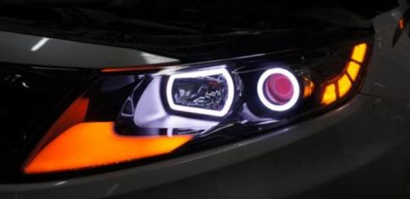 谈汽车灯光系统故障诊断检修