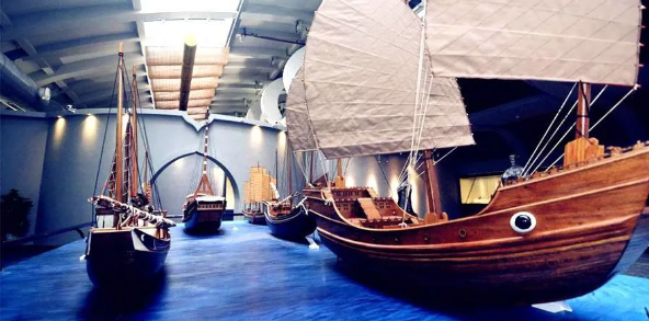海上丝绸之路对南海区域发展的影响研究