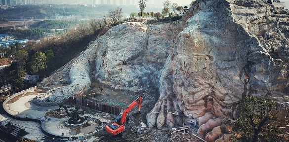 徐州市长山山体生态修复工程的实践与探索