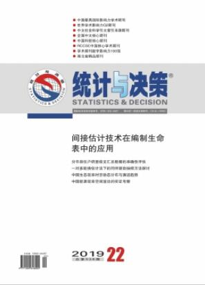 统计与决策杂志是CSCD核心期刊吗