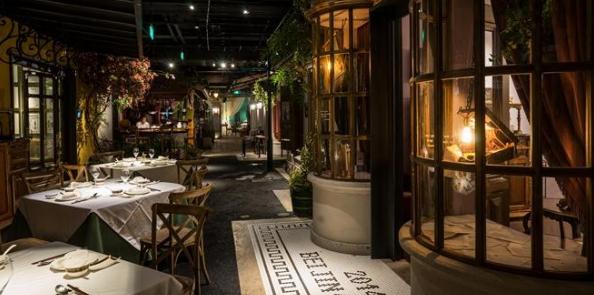 影视情景体验式餐饮空间环境设计研究