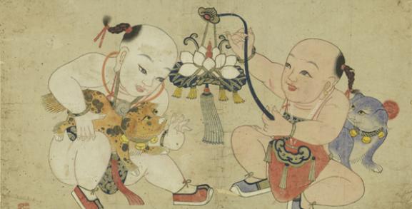 浅论中国民间美术的形式要素