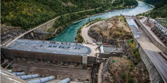 无人机航测在水利水电工程中的应用
