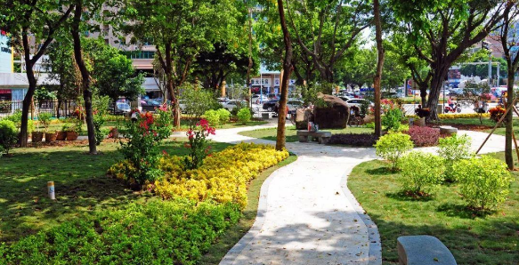 现代城市口袋公园景观设计研究