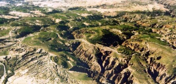 3S技术在水土保持与荒漠化治理中的应用