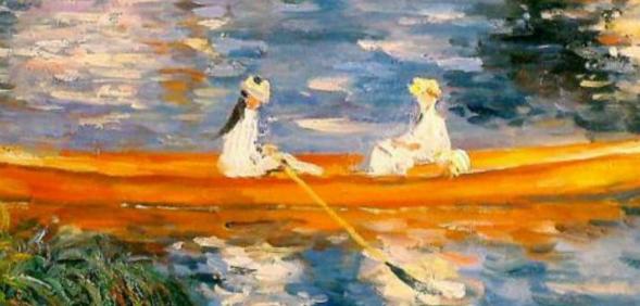 基于主观性视角分析色彩在油画艺术中的情感传递
