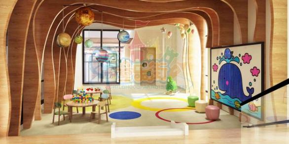 色彩心理学在幼儿园室内设计中的应用——以郑州木子国际幼稚园为例