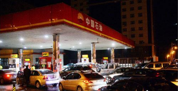 中石油国内成品油市场营销战略分析