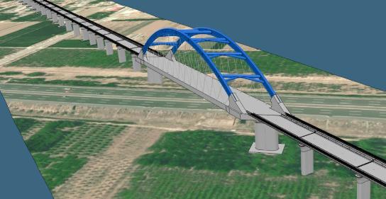 桥梁工程BIM技术研究