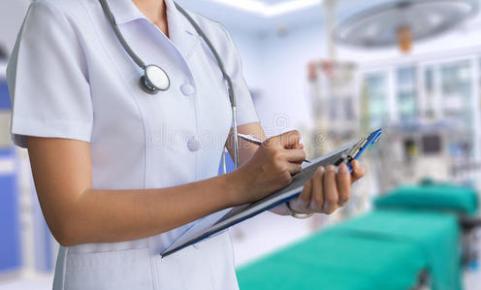 介入室护士