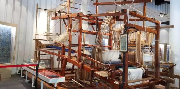 蚕文化工作坊的空间设计与审美追求