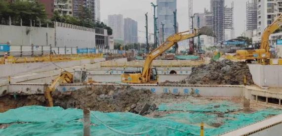 地铁深基坑工程施工安全问题及控制要点