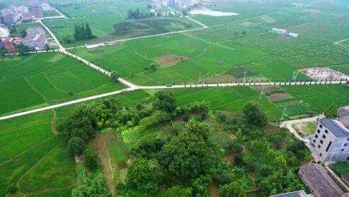 乡村聚落景观营建方法