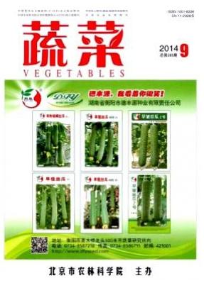 蔬菜蔬菜种植技术研究期刊