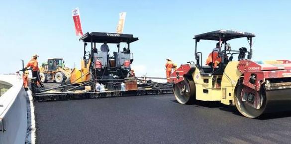 沥青混凝土路面施工试验检测与质量控制