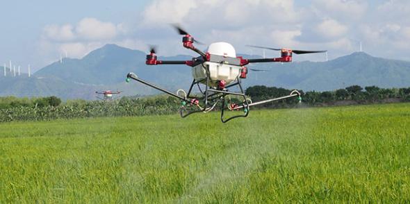 智能植保无人机系统设计与市场分析