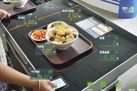 智能餐饮全自助系统设计与实现