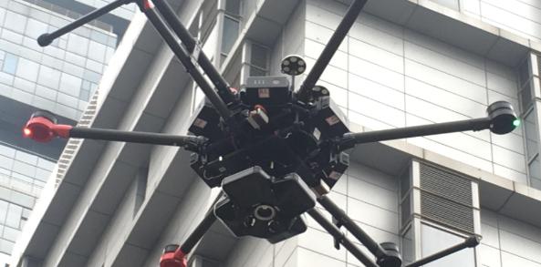 大疆无人机在大型市政工程建设中的应用
