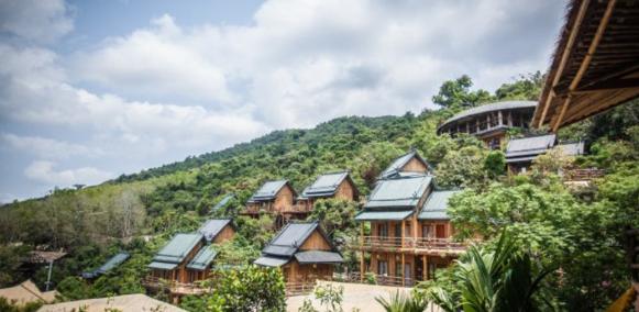 黎族传统建筑元素在美丽乡村导视系统中的应用